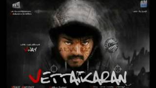 opening song of vijay in vettaikaran