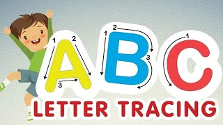 ABC LETTER TRACING |Lockdown Virtual Class AppunuMS DIY Activities For Kids |Hickory Dickory Rhymes