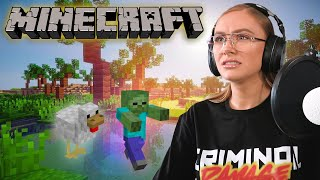 PLAYING MINECRAFT FOR THE FIRST TIME EVER!