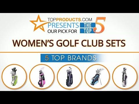 Best Women's Golf Club Set Reviews 2017 – How to Choose the Best Women's Golf Club Set