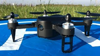 FPV Maiden Flight - Eachine EX2mini RTF Brushless FPV Drone Quadcopter
