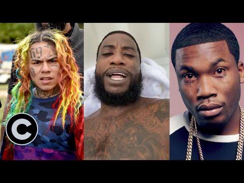 6ix9ine Went Too Far This Time, Gucci Mane Puts $5M Reward, Meek Mill WARNED