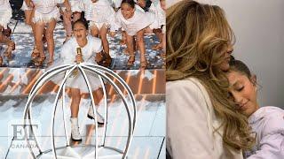 Jennifer Lopez Confirms Political Statement In Halftime Show