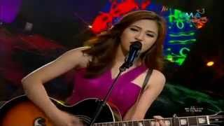 [HD]Sunday All Stars - Julieanne San Jose New Album {DEEPER} = 6/22/14