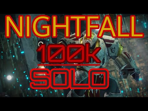 100,000+ Score Nightfall - Will of the Thousands [Destiny 2
