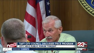 Taft City Council discusses future of PACE program