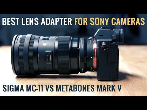 Sony A7iii + Sigma MC-11 Lens Adapter Review – Extremely affordable and better than Metabones?!
