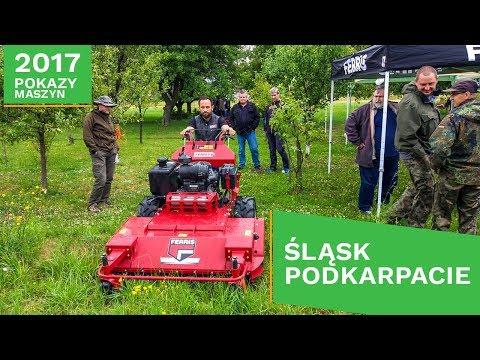 CEDRUS: Pokaz maszyn - Śląsk / Podkarpackie 2017
