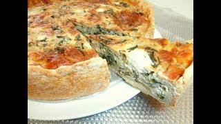 מתכון מדהים לפשטידת גבינות ותרד עם בצק טעים ופריך במיוחד