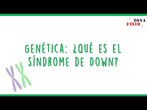 Watch video GENÉTICA: ¿QUÉ ES EL SÍNDROME DE DOWN?