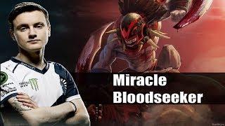 Dota 2 Stream: Liquid Miracle playing Bloodseeker