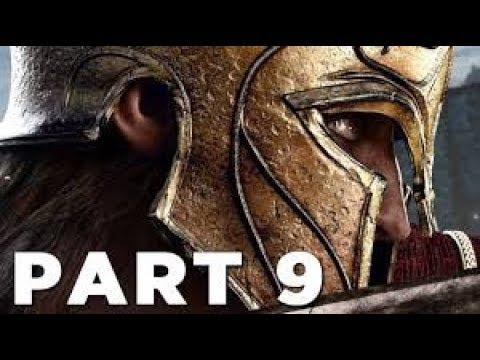 Assassin creed Odyssey part 9