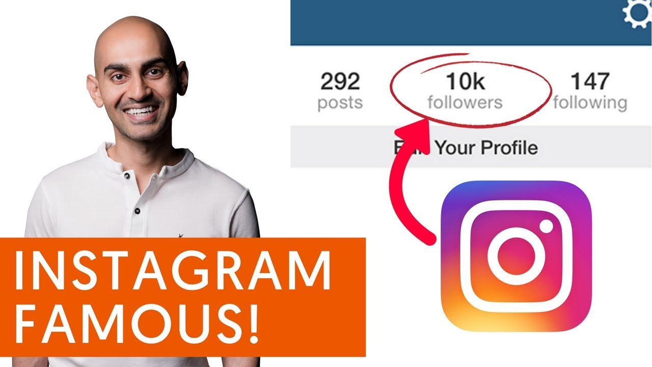 How to Be Instafamous (5 Ways to Explode Your Instagram Growth)