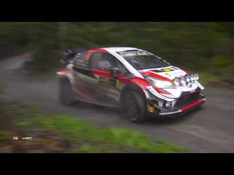 Wales Rally GB 2019 - Highlights of DAY 2