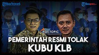 Pemerintah Tolak Permohonan Kubu KLB, Kubu AHY Bergembira: Kami Yakin Presiden Jokowi Tak Terlibat