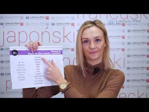 Kadr z filmu na youtube - Miesiące