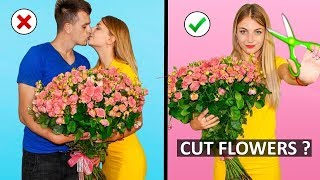 Easy Life Hacks to Care for Flowers! Summer DIY You Should Know