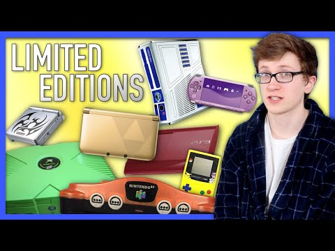 , title : 'Limited Edition Consoles - Scott The Woz'