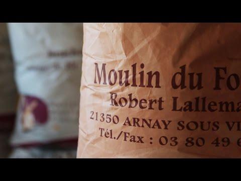 Le moulin du Foulon - La farine, entre tradition et artisanat