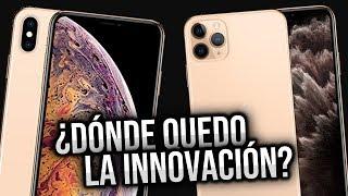 LA TECNOLOGÍA ES CADA VEZ MAS DE LO MISMO | LA INNOVACIÓN SE ESTA YENDO A LA....