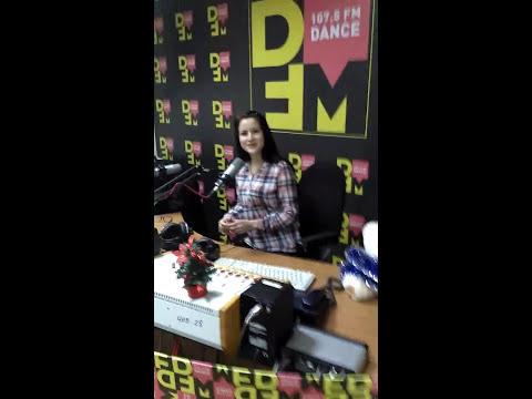 Интересный поход на радио DFM #DFM