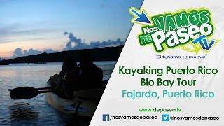 Fajardo Bio Bay, Kayaking Puerto Rico