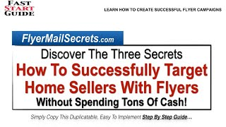 Flyer Mail Secrets