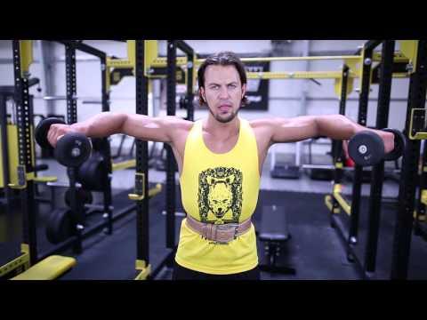 Program do budowania mięśni w ciągu ostatniego miesiąca