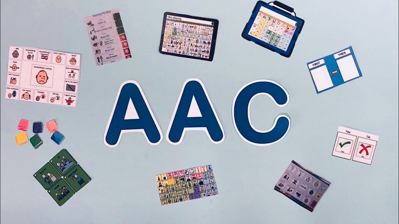 Introduction to Augmentative and Alternative Communication (AAC)