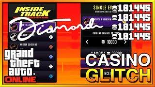 UNLIMITED MONEY GLITCH* $100K UNLIMITED BLACKJACK WINS! (GTA