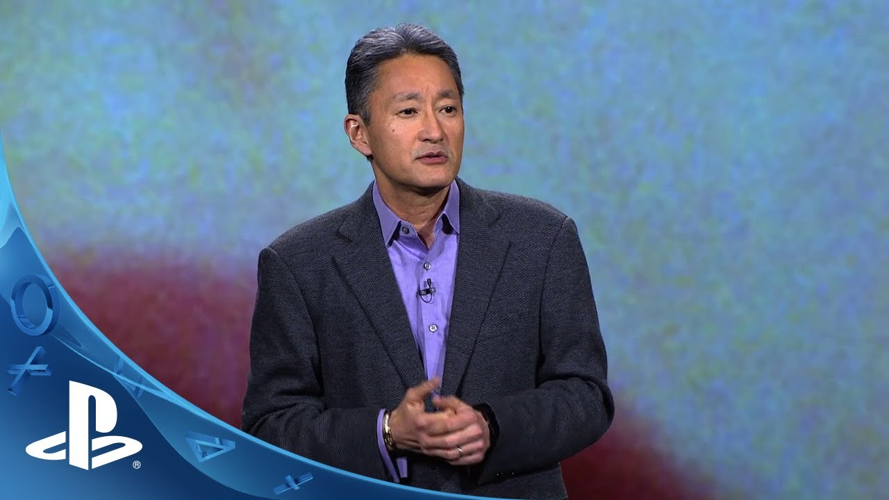 How We Created Kaz Hirai's CES '14 Keynote in Real-Time