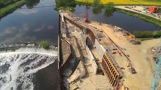 Opening Video for Knottingley Hydropower Station