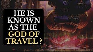 Who is the God Of Travel | Hindu God Of Travel | Travel Like Amit