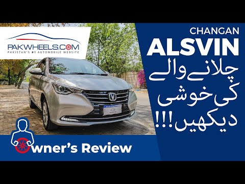 Changan Alsvin 1.3 MT 2021 | Owner's Review | PakWheels