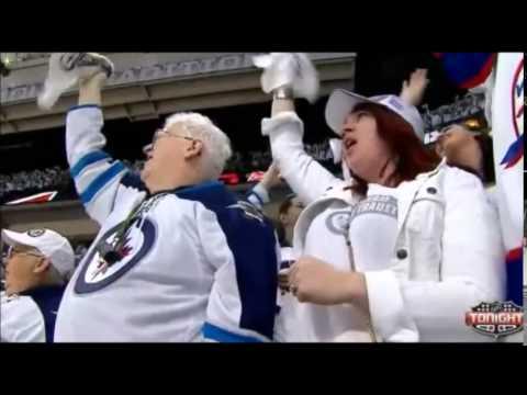 All Winnipeg Jets 2015 Playoff Goals