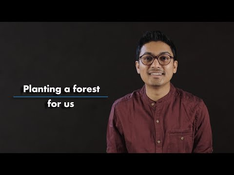 Planting a Forest for Us l Twice as Wise l Season 03 Episode 05