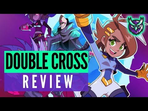 Double Cross Nintendo Switch Review - (A Megaman like adventure!) video thumbnail