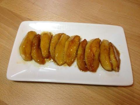 Cómo hacer manzana caramelizada   facilisimo.com