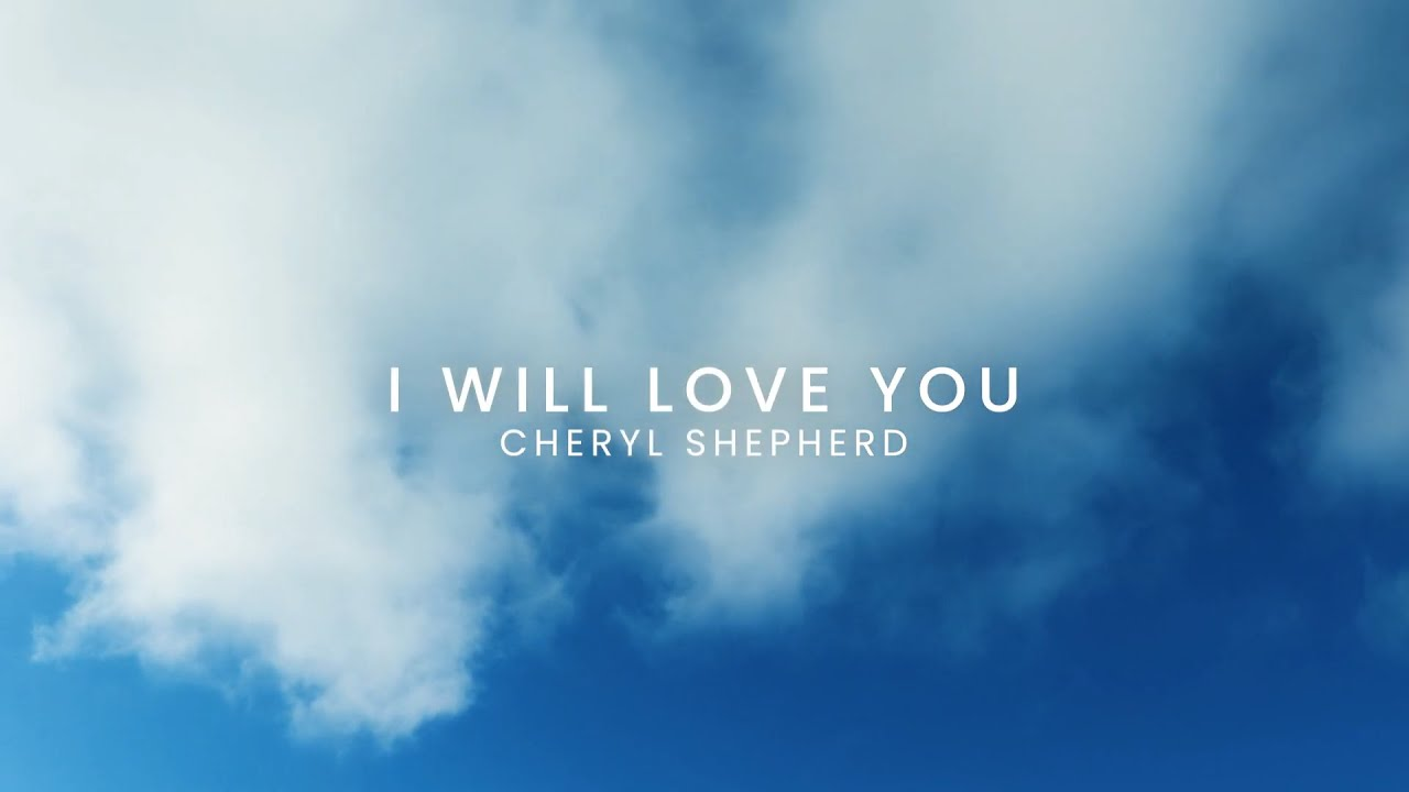 I Will Love You (Above It All)