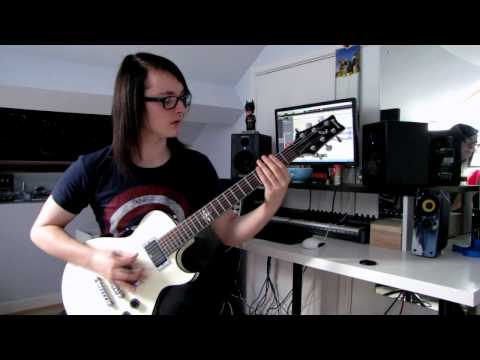 Bullet For My Valentine | Pretty On The Outside (Guitar Cover)