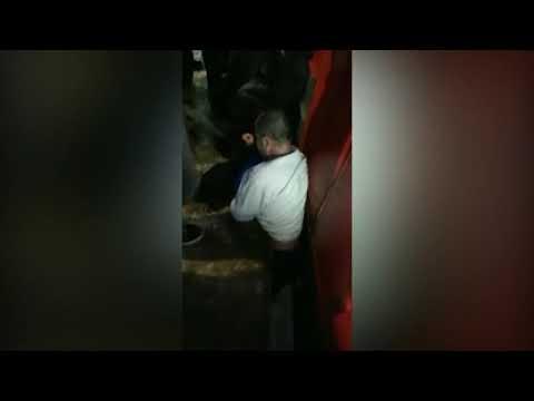 В Долгопрудном пассажиры раскачивали электричку, чтобы вытащить упавшего человека