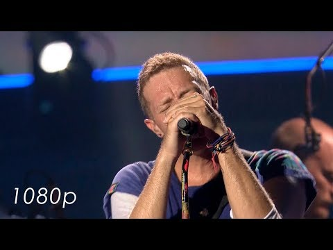 Coldplay - Birds (Live 2016) 1080p