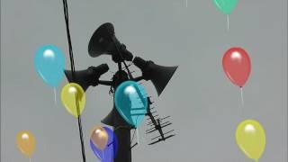 防災行政無線時報広島県安芸郡熊野町18時「帰宅放送夕焼け小焼け」
