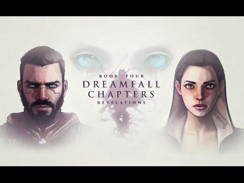 Dreamfall Chapters Revelations trailer thumbnail