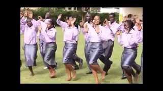NIMEAHIDI YESU   Holy Spirit Catholic Choir Langas   Eldoret
