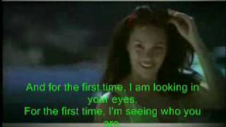 FOR THE FIRST TIME   KC CONCEPCION (Music Video) With Lyrics