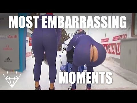 Most Embarrassing Moments on Caught on Live TV (видео)
