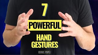 7 Hand Gestures You Should Be Using