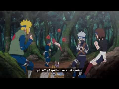Naruto Shippuden revolution-  kushina  - obito -
