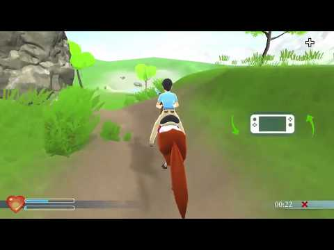 Видео № 0 из игры My Riding Stables: Life With Horses [NSwitch]